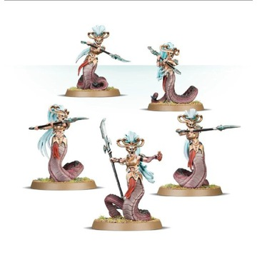 5x Melusai - Daughters of Khaine