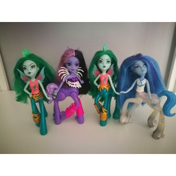 Mattel Monster High Centaurki koniki