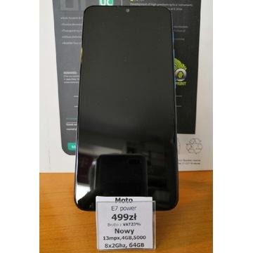 Motorola e7 Power 4/64GB 5000mAh