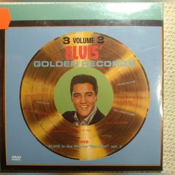 "ELVIS`GOLDEN RECORDS+The Movies 60`s vol.3"" CD+DVD"