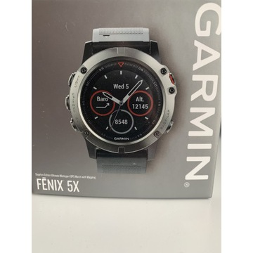 Garmin Fenix 5X Sapphire