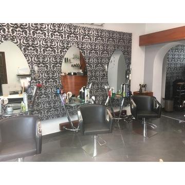 Wyposażenie zakładu salonu fryzjerskiego