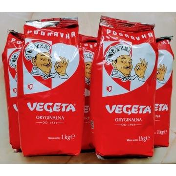 Oryginalna Vegeta Podravka 5×1kg. Super cena !!!!