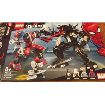 @@LEGO SPIDERMAN 76115@@
