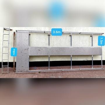 Platforma- Bagażnik
