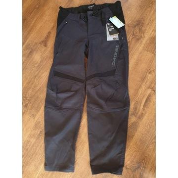 Spodnie rowerowe Dakine THRILLIUM XL- nowe