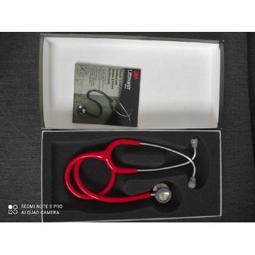 Stetoskop Littmann Classic II Pediatric - Czerwony