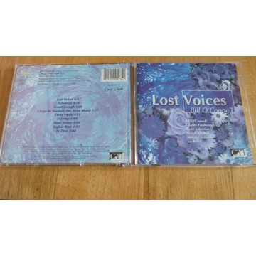 BILL O'CONNELL LOST VOICES CD