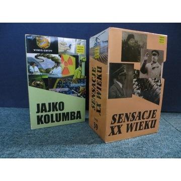 Kultowe Sensacje XX w na VHS + Jajko Kolumba ;)