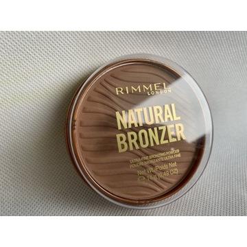 Rimmel NOWY Natural Bronzer 001 Sunlight