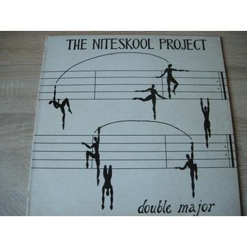 THE NITESKOOL PROJECT - DOUBLE MAJOR - LP