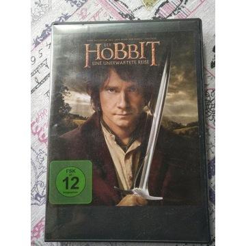 Hobbit Niezwykła Podróż bluray