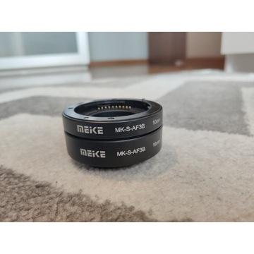 Zestaw pierścieni pośrednich MEIKE MK-S-AF3B