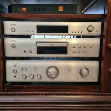 Zestaw stereo DENON + Głosniki DALI CONCEPT 6