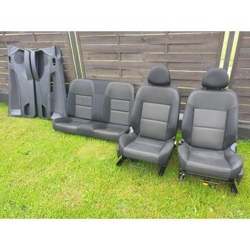 Komplet foteli Peugeot 207 CC Europa