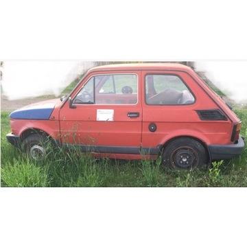 Samochod maluch 126p