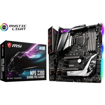 Płyta MSI MPG Z390 GAMING PRO CARBON 1151 GW