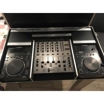 Odtwarzacz CD/MP3 Pioneer CDJ-350