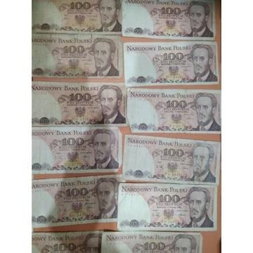 POLSKA ZESTAW BANKNOTÓW * Z PRL 60 SZTUK* OKAZJA*