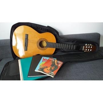 Gitara klasyczna Alvaro No.30 + pokrowiec Rockbag