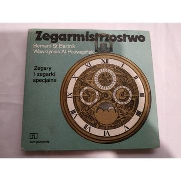 Zegary i zegarki specjalne