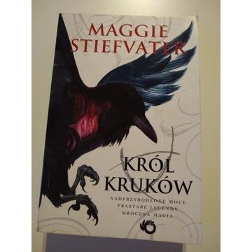 """""""Król Kruków"""" - Maggie Stiefvater"""
