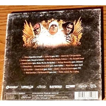 Płyta CD FABUŁA DZIEŁO SZTUKI (Wydanie 2011)