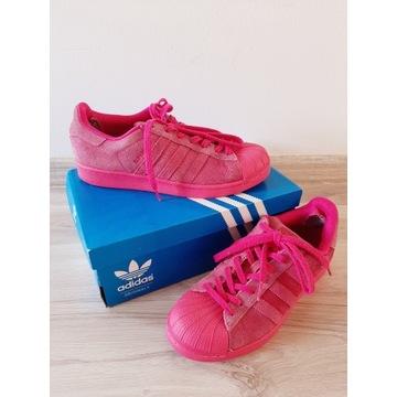 Buty Adidas Superstar Pink