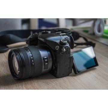 Panasonic Lumix GH4 + 2 Obiektywy, Zestaw|Okazja