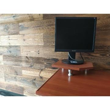 Stare drewno deski ze stodoły na ścianę rustykalne