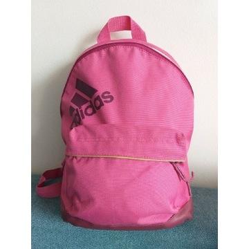 plecak oryginalny Adidas dziecięcy sportowy.