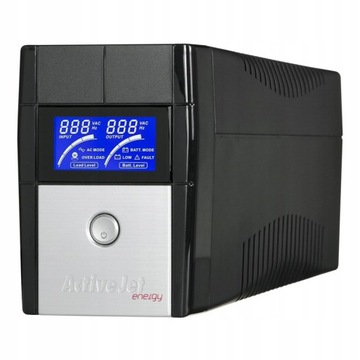 UPS Activejet AJE-EASY 650 LCD