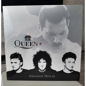 QUEEN+  GREATEST HITS III, vinyl, 2LP, idealna!
