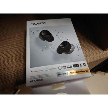 Słuchawki Sony WF-SP800N