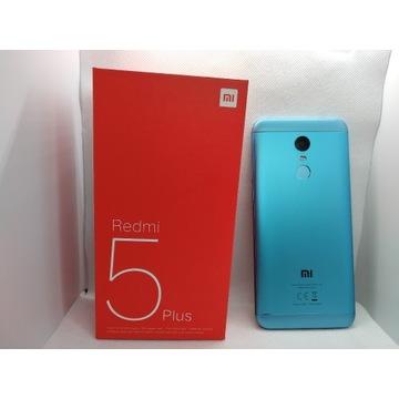 Xiaomi Redmi 5 plus 32GB 3GB RAM + etui gratis