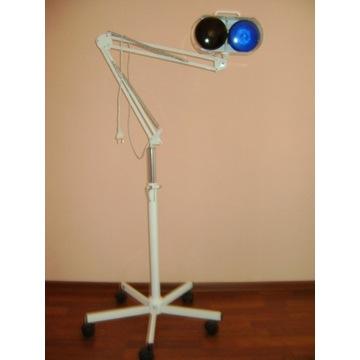 Lampa Sollux podwójna ze statywem - Biomak