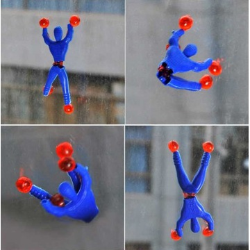"Zabawka Rubber Man ""Spiderman"""