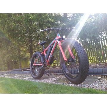 Rower Elektryczny FATBIKE 750W 48V Fat bike
