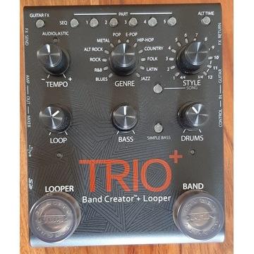 Looper i aranżer - Digitech Trio+ Band Creator