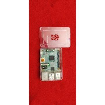 Raspberry Pi 2 model B V1.1 - 1GB RAM + obudowa