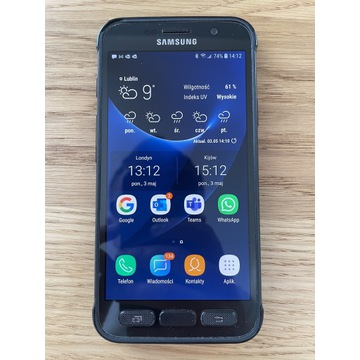 Samsung Galaxy S7 Active, stan bardzo dobry