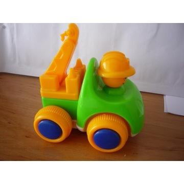 Pojazd z kierowcą