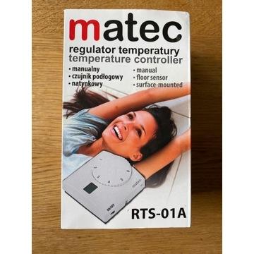 REGULATOR TEMPERATURY MATEC RTS-01A
