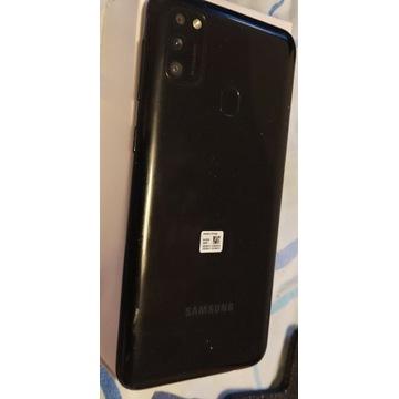 Nowy Samsung M21 4Gb tam 64Gb dual SIM czarny