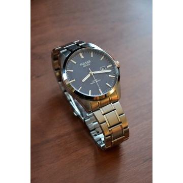 Zegarek meski PULSAR SOLAR by Seiko - nowy