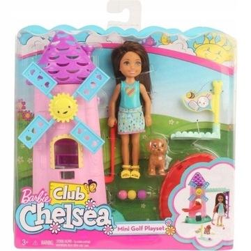 Laleczka Barbie Club Chelsea
