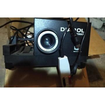 Rzutnik DIAPOL automat pilot ekran 125x125 SPRAWNY