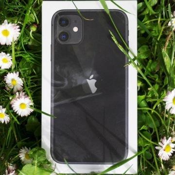 iPhone 11 64GB Czarny   Gwarancja   PL Dystrybucja