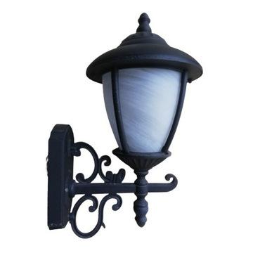 Lampa zewnętrzna lampion kinkiet latarnia