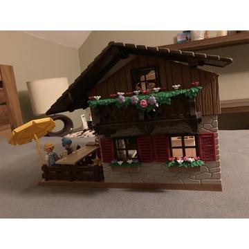 Chatka na wsi